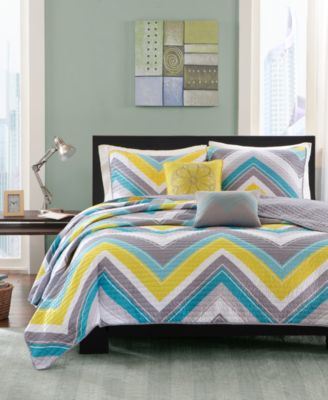 Elise 4-Pc. Twin/Twin XL Coverlet Set