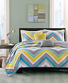 Intelligent Design Elise 5-Pc. Full/Queen Coverlet Set
