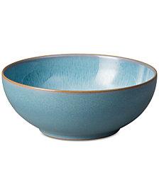 Denby Azure Coupe Cereal Bowl