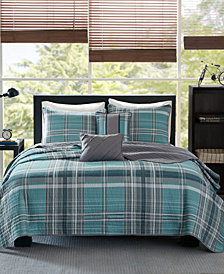 Intelligent Design Harold 5-Pc. Full/Queen Coverlet Set