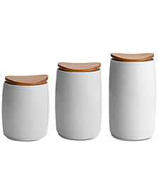Nambé Gifu Canister Collection