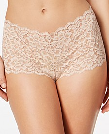 Casual Comfort Lace Boyshort Underwear DMCLBS