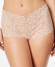 Maidenform Casual Comfort Lace Boyshort Underwear DMCLBS 5628617