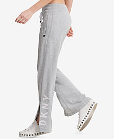 DKNY Sport Logo Vented Sweatpants