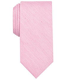 Tallia Men's Mirage Solid Slim Tie