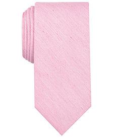 Tallia Men's Mirage Solid Slim Tie