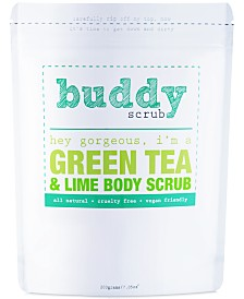 buddy scrub Green Tea & Lime Body Scrub, 7-oz.