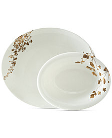 Vera Wang Wedgwood Jardin 2-Pc. Serving Set