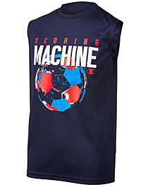 Champion Scoring Machine-Print Tank, Little Boys