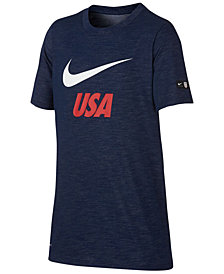 Nike Graphic-Print T-Shirt, Big Boys