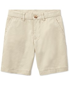 Polo Ralph Lauren Little Boys Cotton Chino Shorts