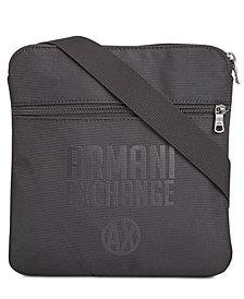 Armani Exchange Men's Logo Sling Bag