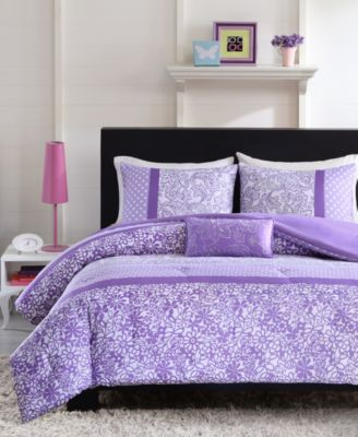 Riley 4-Pc. Full/Queen Comforter Set