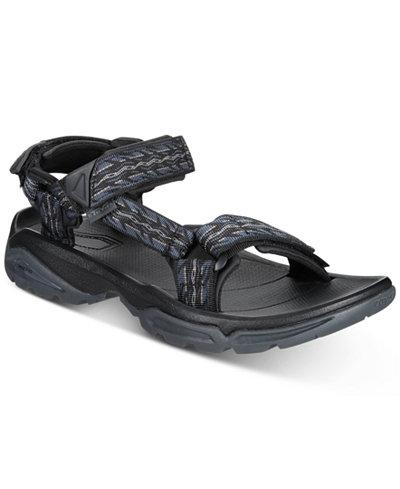 Teva Men's M Terra Fi 4 Water-Resistant Sandals