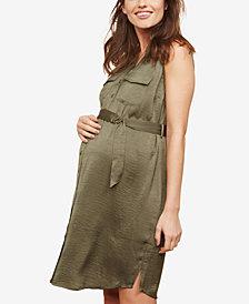 Motherhood Maternity Shirtdress