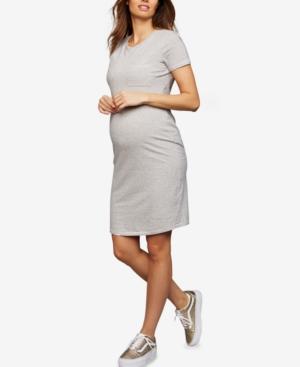 Maternity T-Shirt Dress