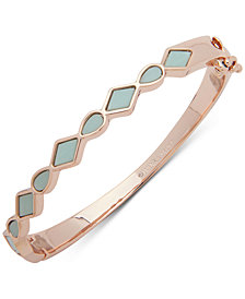 Ivanka Trump Stone Bangle Bracelet