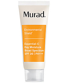 Receive a FREE Deluxe Essential-C Day Moisture SPF 30 with $45 Murad purchase!