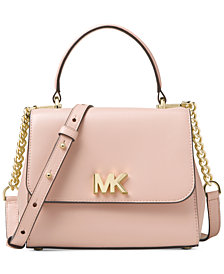 MICHAEL Michael Kors Mott Small Top-Handle Satchel