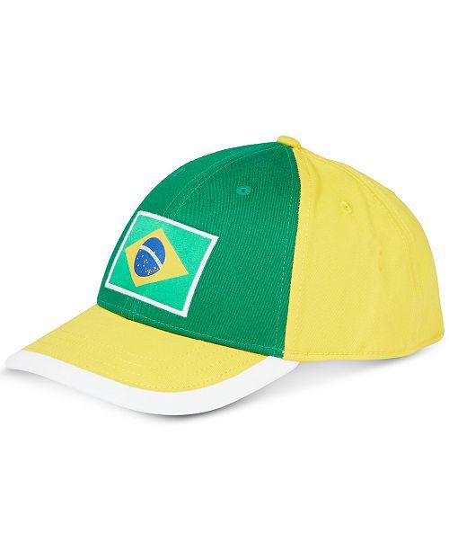 f4f0d64910a ... Nautica Men s Brazil Embroidered Baseball Cap