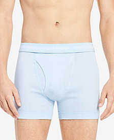 Calvin Klein 3-Pack Classic Boxer Briefs +1 Bonus Pair, Created for Macy's NB1175