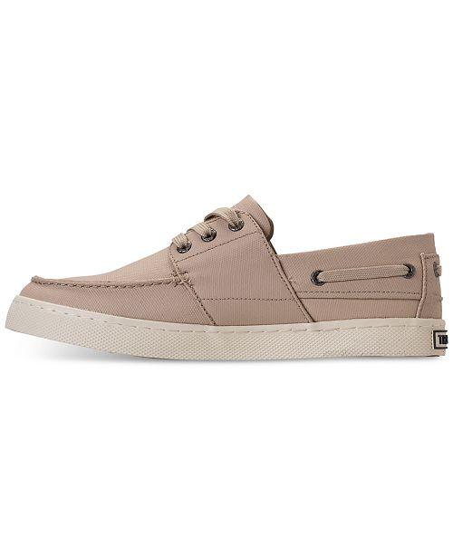 Tretorn Men's Motto Boat Casual Sneakers from Finish Line TOTcwlUTli