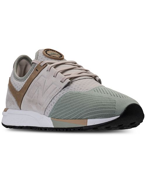 separation shoes 6f79e 8a2ed ... New Balance Men s 247 Casual Sneakers from Finish ...