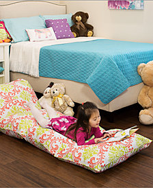 "Mi Zone Kids Katelyn 26"" x 100"" Caterpillow Long Pillowcase"