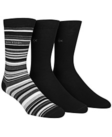 Men's 3-Pk. Casual Socks