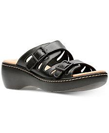 Clarks Collection Women's Delana Liri Sandals