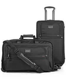 Tumi Alpha Luggage