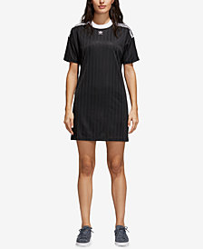 adidas Originals adicolor Ribbed Dress