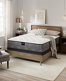 "MacyBed by Serta  Elite 13"" Plush Mattress Set - King, Created for Macy's"