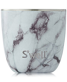 S'Well® 10-Oz. White Marble Tumbler