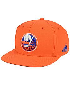 adidas New York Islanders Core Snapback Cap