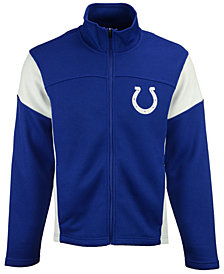 G-III Sports Men's Indianapolis Colts Halftime Full-Zip Jacket