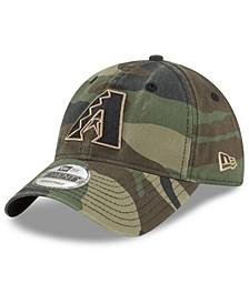 Arizona Diamondbacks Camo Core Classic 9TWENTY Cap