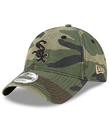 New Era Chicago White Sox Camo Core Classic 9TWENTY Cap