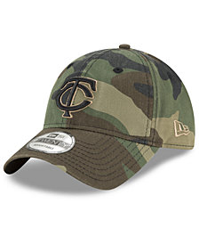 New Era Minnesota Twins Camo Core Classic 9TWENTY Cap