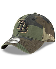 New Era Tampa Bay Rays Camo Core Classic 9TWENTY Cap