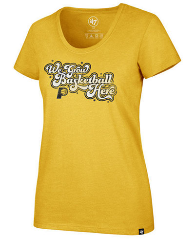 '47 Brand Women's Indiana Pacers Local Graphic T-Shirt