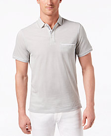 Ryan Seacrest Distinction Men's Slim-Fit Polo, Created for Macy's