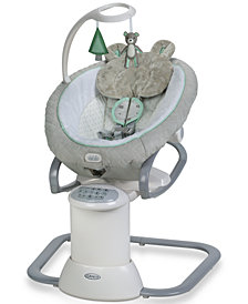 Graco EveryWay Soother™ with Removable Rocker Baby Swing