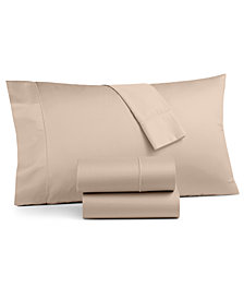 Charter Club Sleep Luxe 4-Pc California King Sheet Set, 800 Thread Count 100% Cotton, Created for Macy's