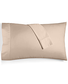 Charter Club Sleep Luxe Standard Pillowcase Pair, 800 Thread Count 100% Cotton, Created for Macy's