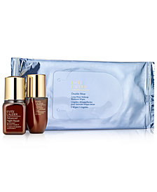 Get Even More: Receive a 3 pc Skincare Gift with $100 Estée Lauder purchase