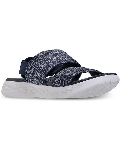 Skechers Women's On The Go 600 - Foxy Athletic Sandals from Finish Line JuIdn1