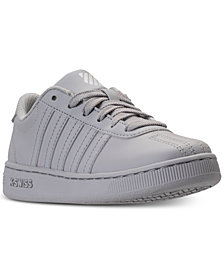 K-Swiss Big Boys' Classic Pro Casual Sneakers from Finish Line
