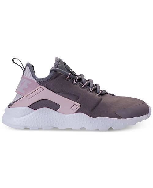 ec5724183d0e ... Nike Women s Air Huarache Run Ultra Running Sneakers from Finish ...