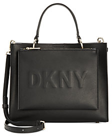 DKNY Mott Logo Tote, Created for Macy's